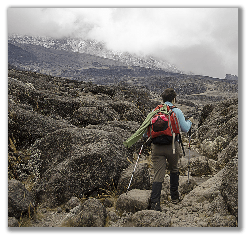 what to carry in your daypack on kilimanjaro