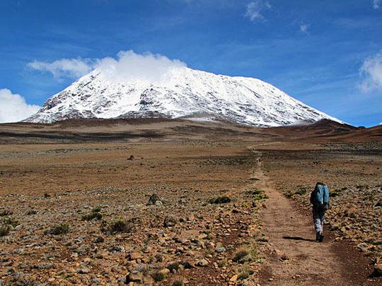 Marangu route Kilimanjaro