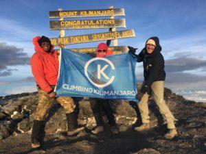 Climbing Kilimanjaro Summit