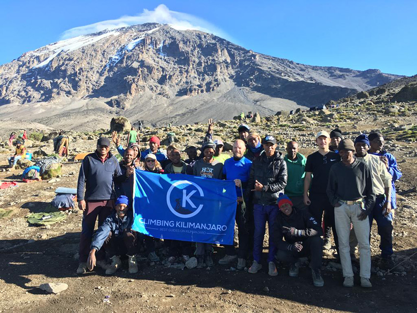 The best Kilimanjaro tour operator