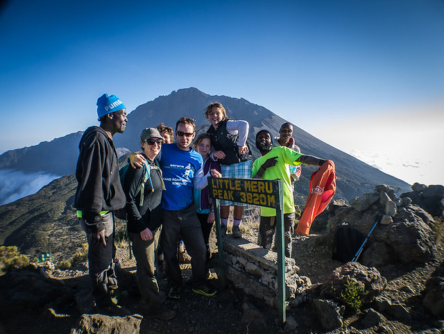 Little Meru Summit