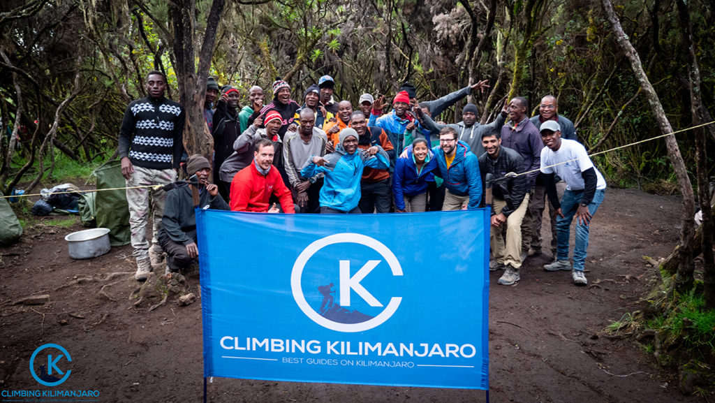 Climb Kilimanjaro for free