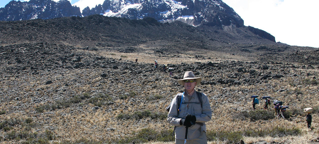 Highland Desert Kilimanjaro Zoness