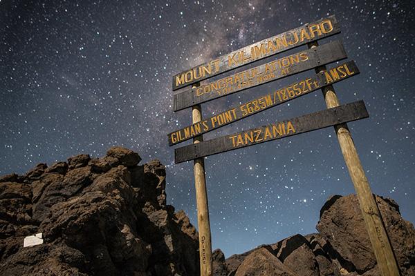Gilman's point kilimanjaro