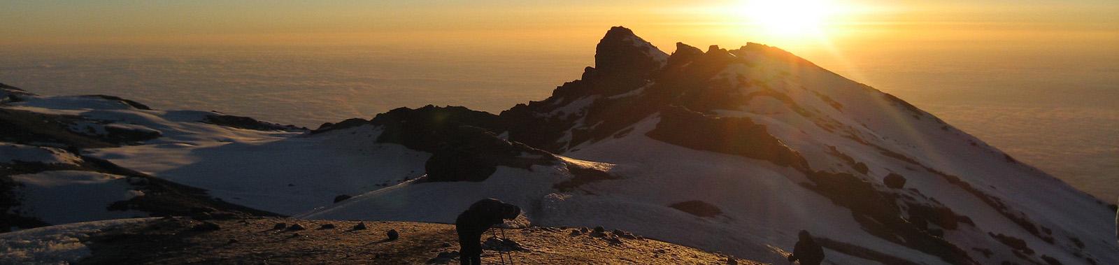 Kilimanjaro gilman's point