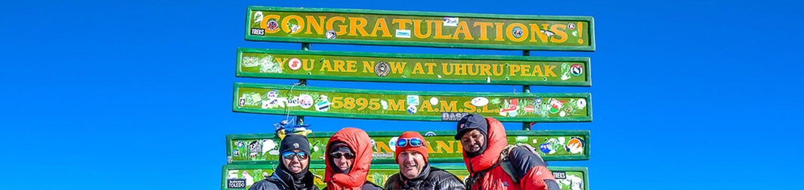 Book Kilimanjaro Climb