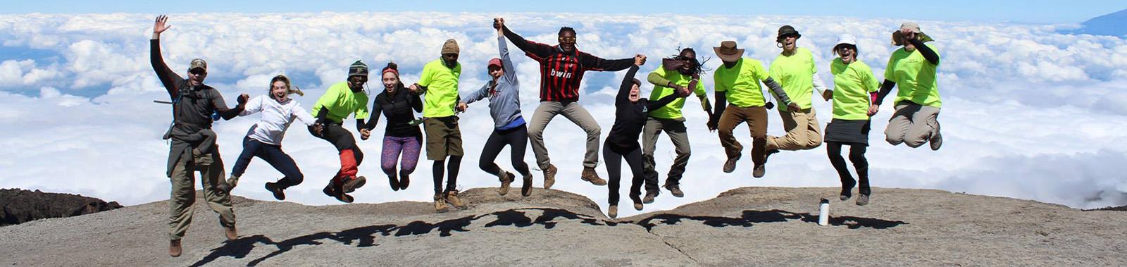 climb kilimanjaro dates 2021