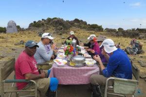 kilimanjaro food