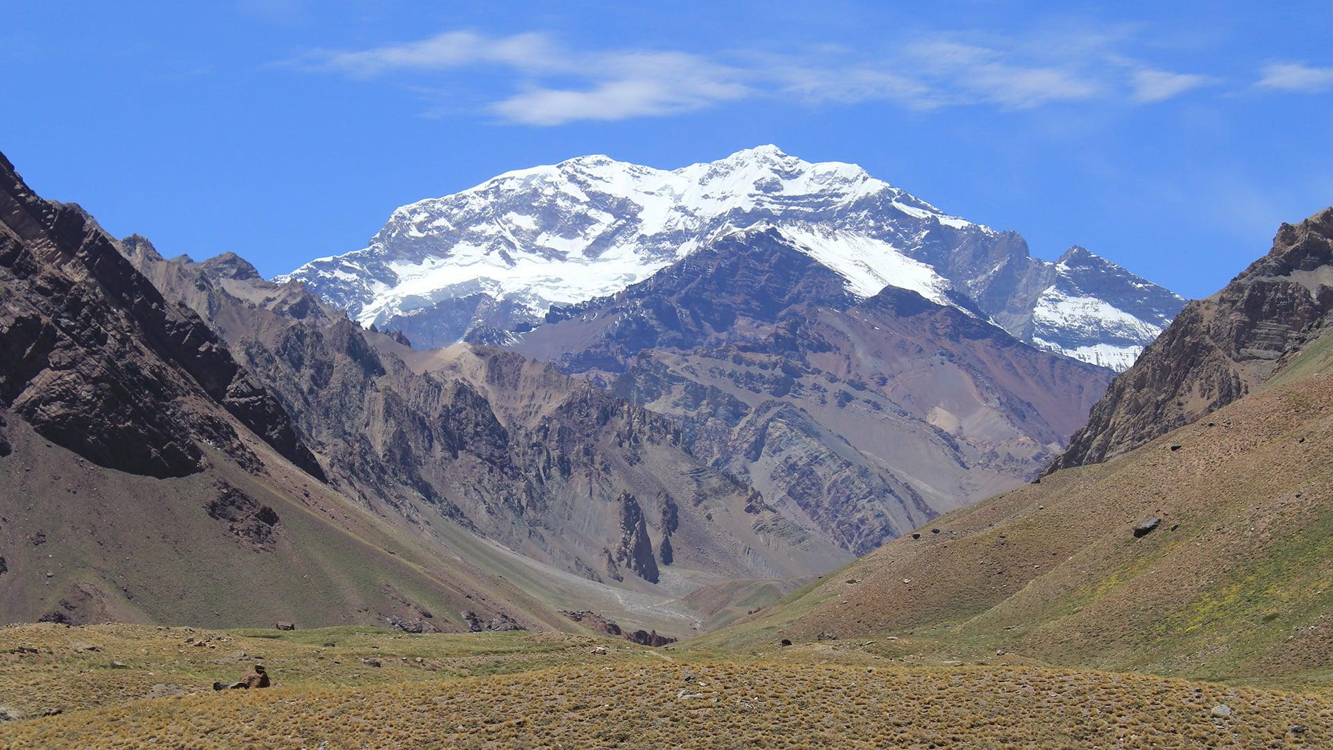 Mountain Aconcagua Argentina